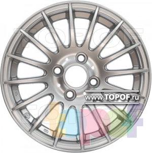 Колесные диски SSW S105 Fin. Изображение модели #2