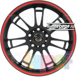 Колесные диски SSW S113 BlackJack. Изображение модели #2