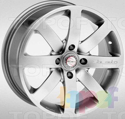 Колесные диски Stilauto 4+4. Изображение модели #2