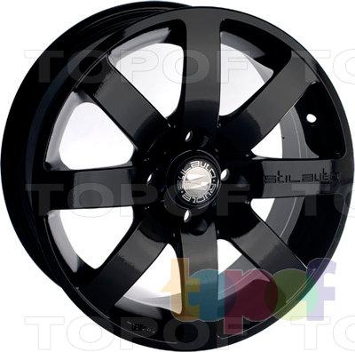Колесные диски Stilauto 4+4. Изображение модели #3