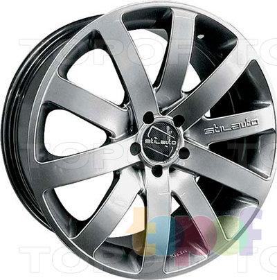 Колесные диски Stilauto 5+5. Изображение модели #2