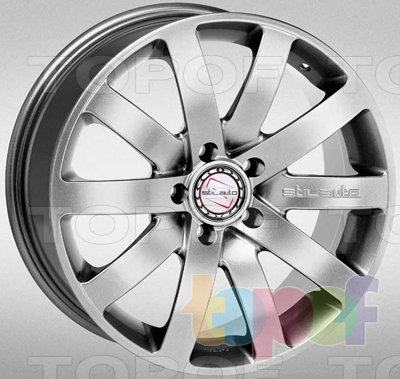 Колесные диски Stilauto 5+5. Изображение модели #3