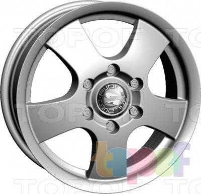 Колесные диски Stilauto Cargo. Изображение модели #1