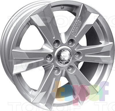 Колесные диски Stilauto Dakar. Изображение модели #1