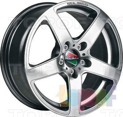 Колесные диски Stilauto Five. Изображение модели #1