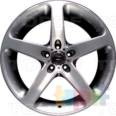 Колесные диски Stilauto Five. Изображение модели #3