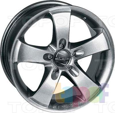 Колесные диски Stilauto Futura. Изображение модели #1