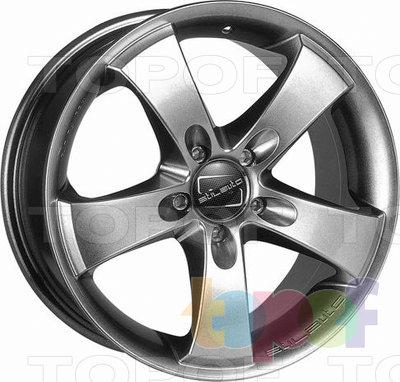 Колесные диски Stilauto Futura. Изображение модели #2