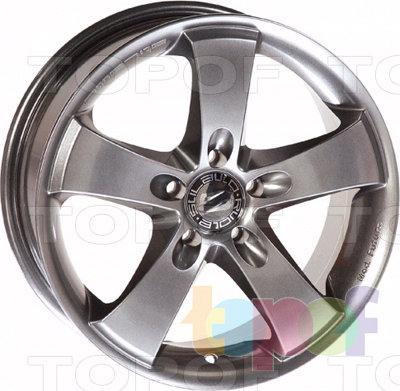 Колесные диски Stilauto Futura. Изображение модели #3