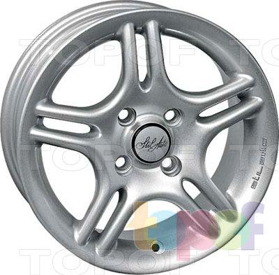 Колесные диски Stilauto Ghibli. Изображение модели #1