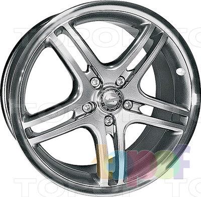 Колесные диски Stilauto Ghibli. Изображение модели #2