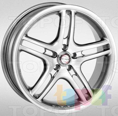 Колесные диски Stilauto Ghibli. Изображение модели #3