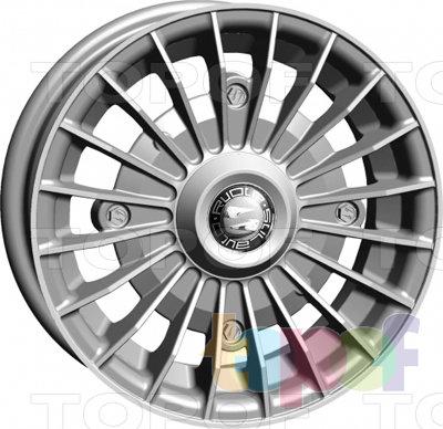Колесные диски Stilauto Grifo. Изображение модели #1