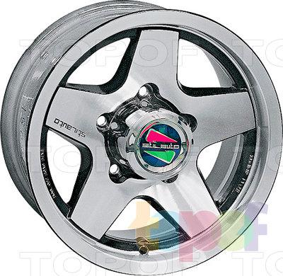 Колесные диски Stilauto Offroad I. Изображение модели #1