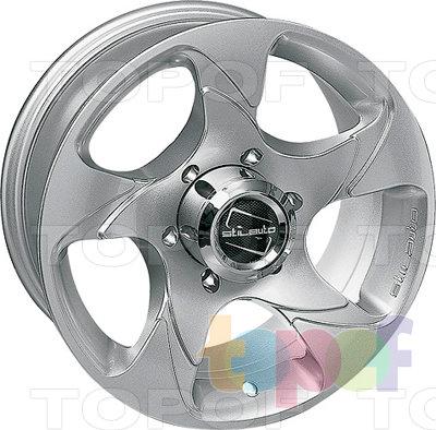 Колесные диски Stilauto Offroad II. Изображение модели #2