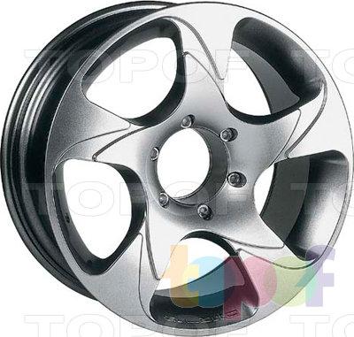 Колесные диски Stilauto Offroad II. Изображение модели #3