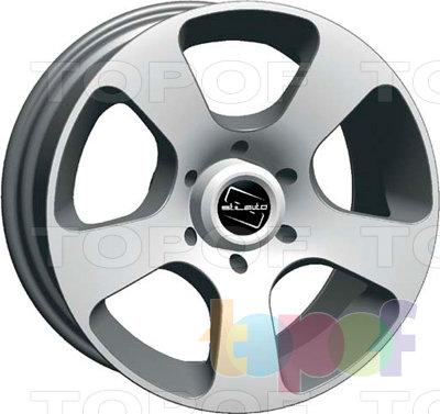 Колесные диски Stilauto Offroad III. Изображение модели #3