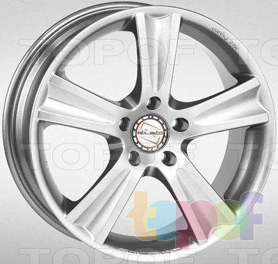 Колесные диски Stilauto Pegaso. Изображение модели #2