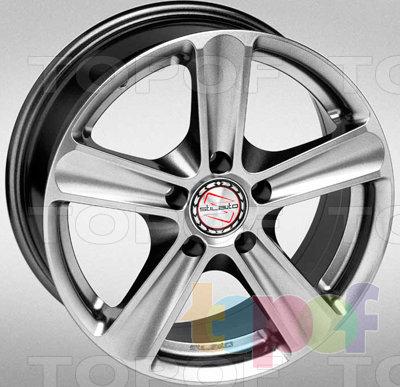 Колесные диски Stilauto SR1100. Изображение модели #2