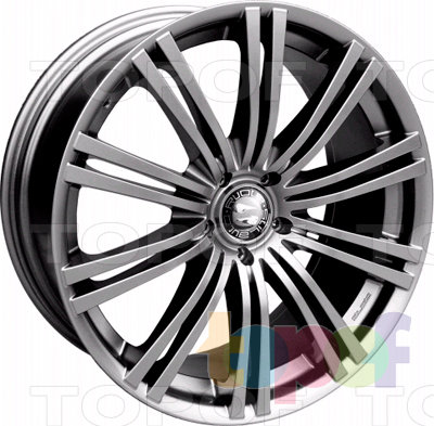 Колесные диски Stilauto SR1200. Изображение модели #1