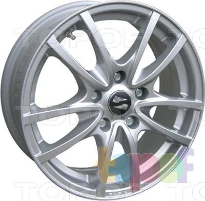 Колесные диски Stilauto SR1500. Изображение модели #1
