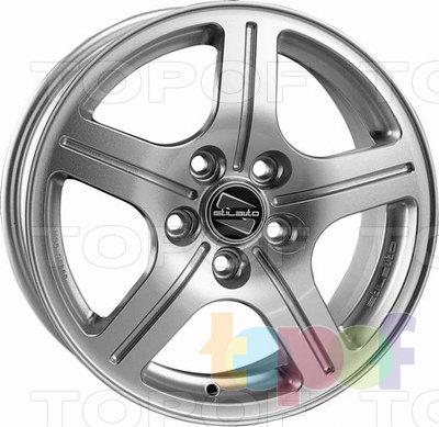 Колесные диски Stilauto SR300. Изображение модели #2