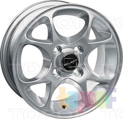 Колесные диски Stilauto SR400a. Изображение модели #1