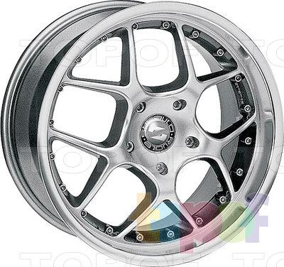 Колесные диски Stilauto SR400a. Изображение модели #2