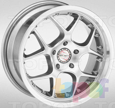 Колесные диски Stilauto SR400a. Изображение модели #3