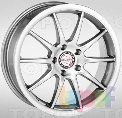 Колесные диски stilauto sr500 изображение