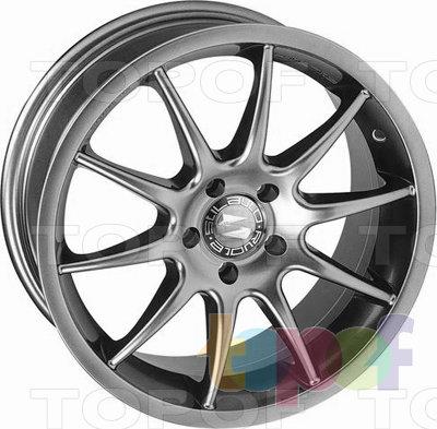 Колесные диски Stilauto SR500. Изображение модели #3