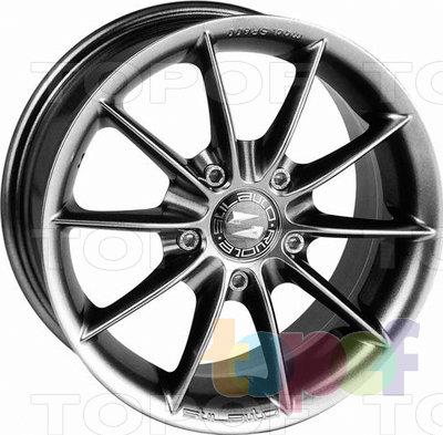 Колесные диски Stilauto SR600. Изображение модели #1