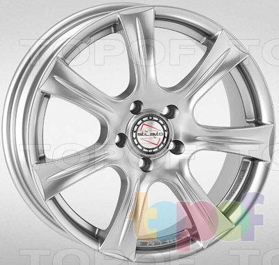 Колесные диски Stilauto SR700. Изображение модели #2