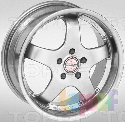 Колесные диски Stilauto Starlet. Изображение модели #2
