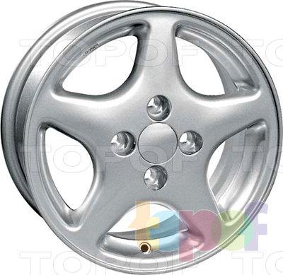 Колесные диски Stilauto Starlet. Изображение модели #3