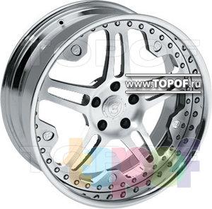 Колесные диски Strut Icon 10. Изображение модели #1