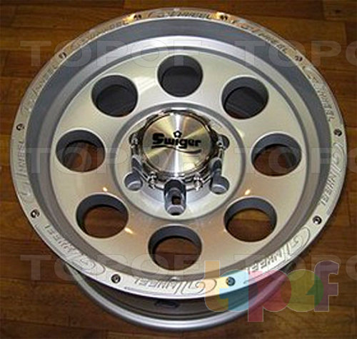 Колесные диски Swiger 741. Изображение модели #1