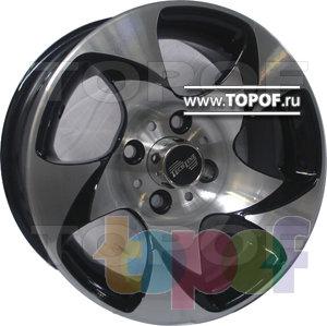 Колесные диски TECH Line 308. Изображение модели #1