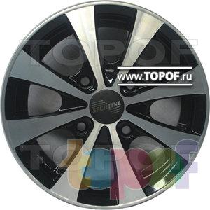Колесные диски TECH Line 311
