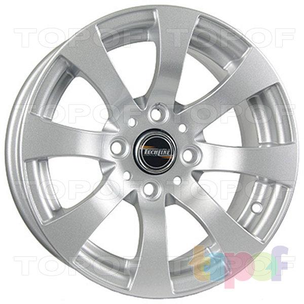 Колесные диски TECH Line 316. Цвет HB