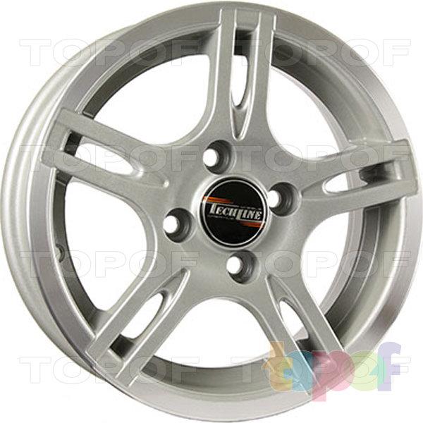 Колесные диски TECH Line 319. Цвет SD