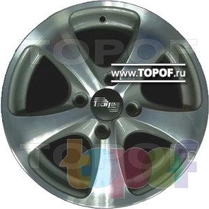 Колесные диски TECH Line 403. Изображение модели #2