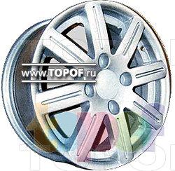 Колесные диски TECH Line 409. Изображение модели #1