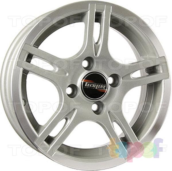 Колесные диски TECH Line 419. Цвет SD