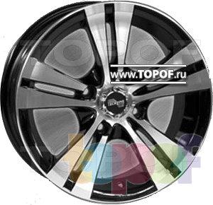 Колесные диски TECH Line 422. Изображение модели #2