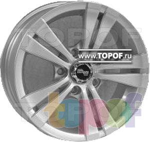 Колесные диски TECH Line 502. Изображение модели #1