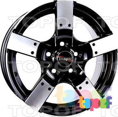 Колесные диски TECH Line 504