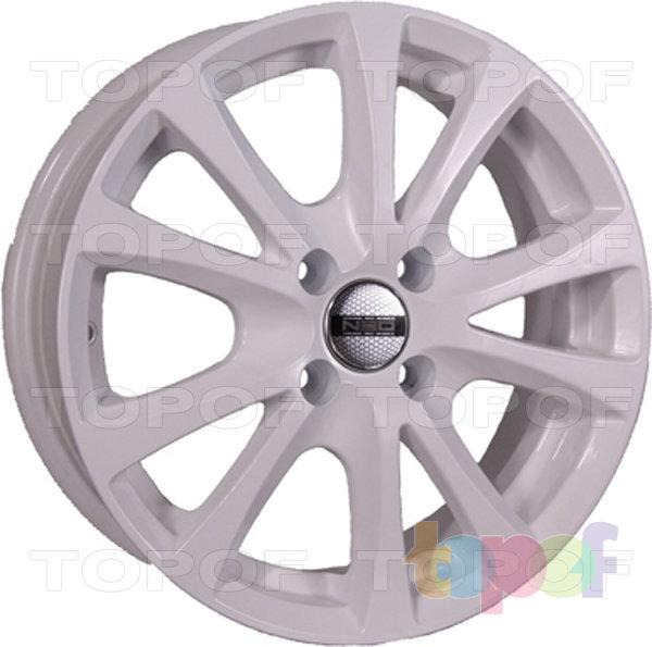 Колесные диски TECH Line 509. Цвет WD