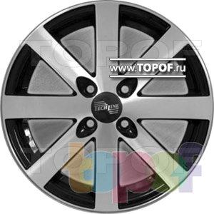 Колесные диски TECH Line 512