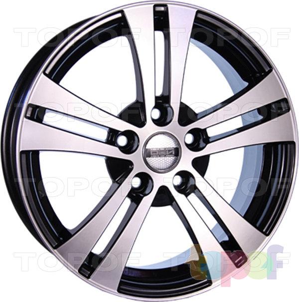 Колесные диски TECH Line 540. Цвет BD